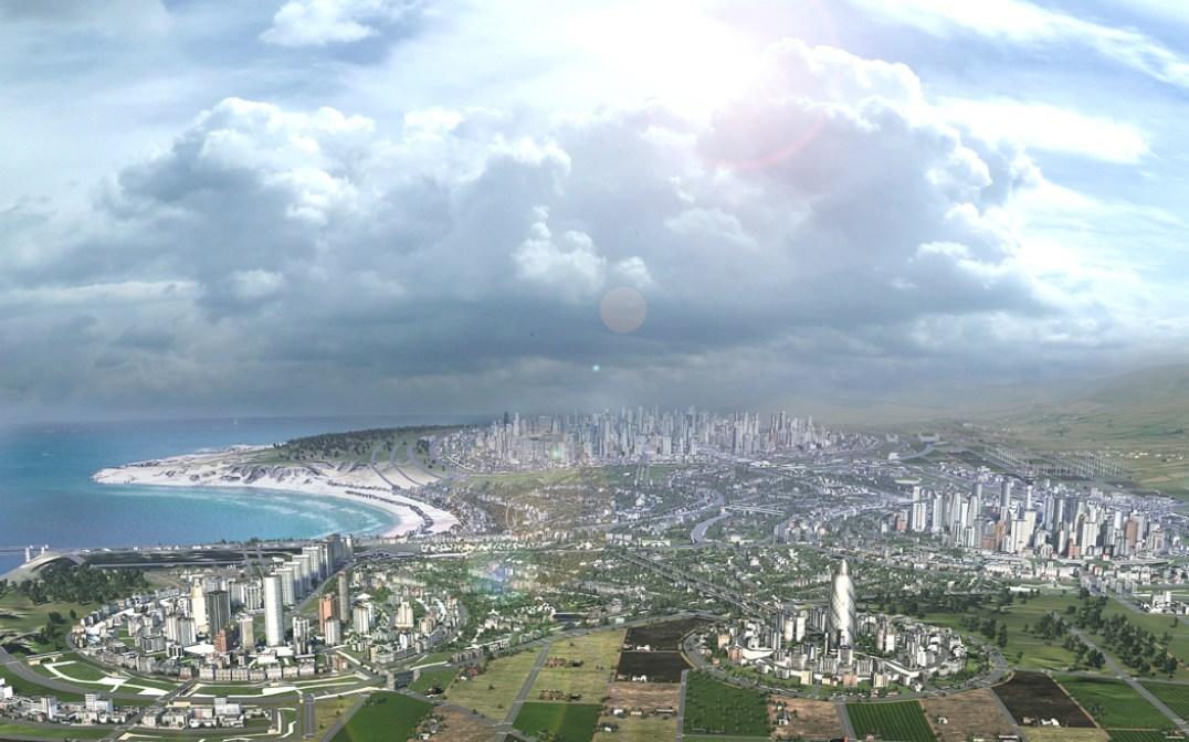 Cities XL NCC Panoramic