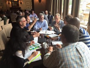 Dr. Dayan Attends Seattle Study Club Directors Summit