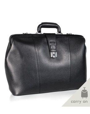 TOSCA Leather Doctors Bag