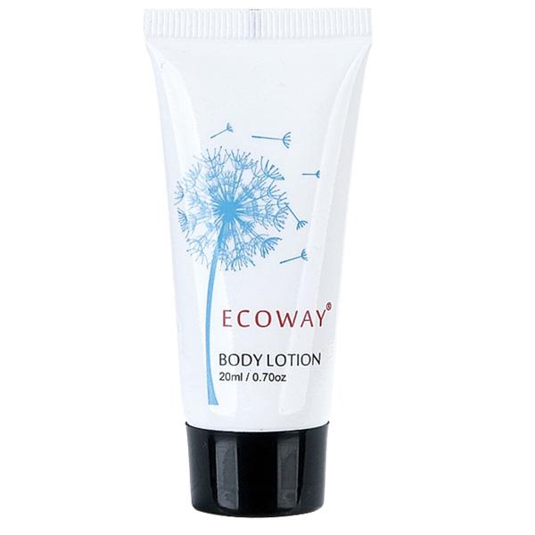 20ml ECOway Body Lotion – White Tube