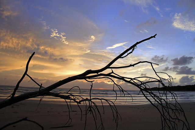 east point sunset darwin