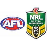 AFL / NRL Finals Week 1- Luxbet Offering 2.50 Odds on Each Favourite