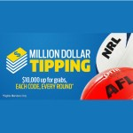 2016 AFL & NRL Million Dollar Tipping Competitions