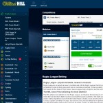 A Look at William Hill's Revamped Website