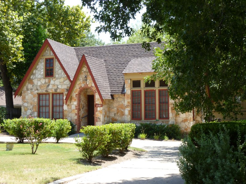 Bryker Woods Austin homes