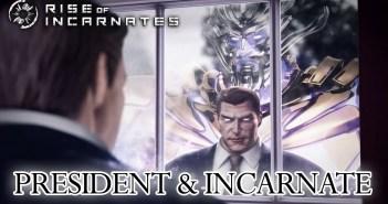 Rise of Incarnates – PC – President and Incarnate (Gamescom Trailer)