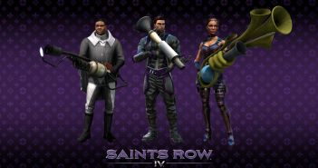Saints Row IV Weapons