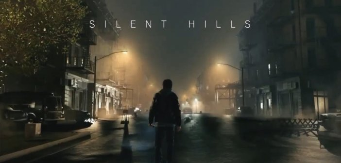 Silent Hills with logo