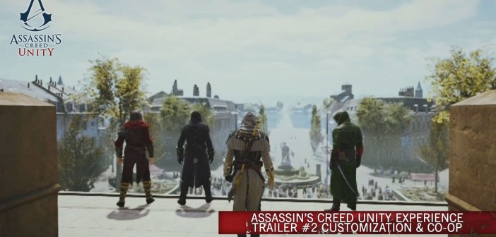 Assassin's Creed Unity Experience Trailer #2 Customization & Co-op [UK]
