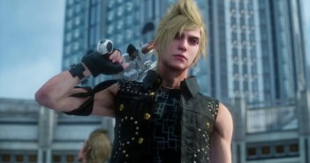Final Fantasy XV – Gameplay Demo (PS4) (TGS 2014)