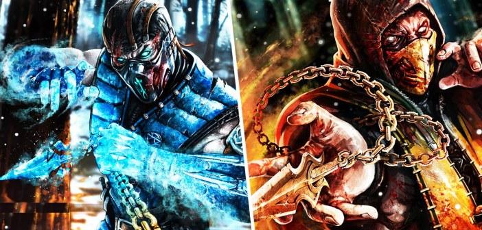 Mortal Kombat X Gameplay (PS4/Xbox One) – Mortal Kombat X – Scorpion/Sub Zero/Raiden/Kano