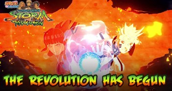 Naruto Shippiden Ultimate Ninja Storm Revolution – PS3/X360/Steam – Revolution has begun (Launch Trailer)