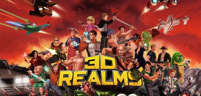 Επιστρέφει με μία συλλογή 32 τίτλων η 3D Realms