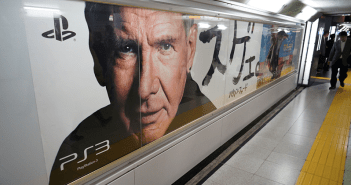 Harrison Ford Uncharted Ad