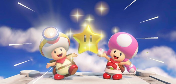 Captain Toad: Treasure Tracker Introduction Video