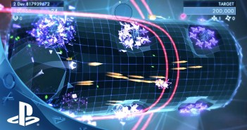 Geometry Wars 3: Dimensions Interview