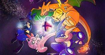 Pokemon x Smash Bros Tounament banner