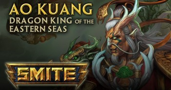 SMITE – God Reveal – Ao Kuang, Dragon King of the Eastern Seas