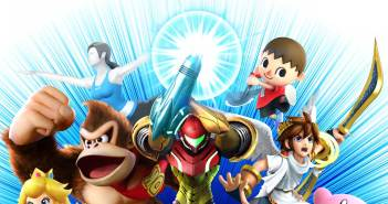 Super Smash Bros for Wii U WiiU_SuperSmashBros_illustration