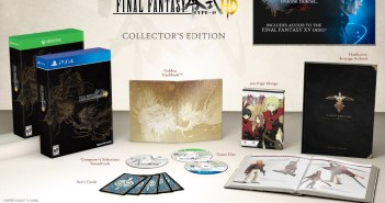 Ανακοινώθηκε η Collector's Edition του Final Fantasy Type-0 HD