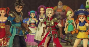 Dragon Quest Heroes Promotion Video 2