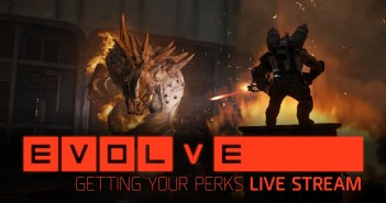 Evolve Live –– Official Livestream – Getting Your Perks (DEC 12)