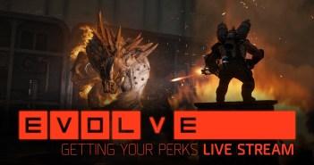 Evolve Live –– Official Livestream – Getting Your Perks (DEC 12)