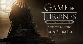 Game of Thrones: A Telltale Games Series – Ep 1: 'Iron From Ice' Launch Trailer
