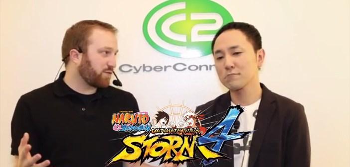 Naruto Shippuden Ultimate Ninja Storm 4 – CyberConnect2 Interview