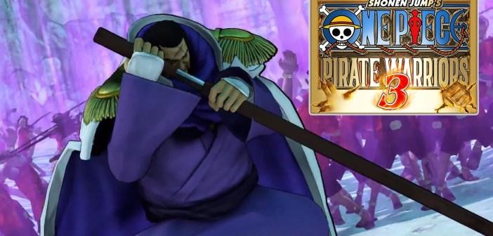 Και στη Δύση το One Piece: Pirate Warriors 3