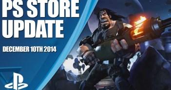 PS Store Update 17.12.2014: Resogun, Οδύσσειες και πολλά άλλα