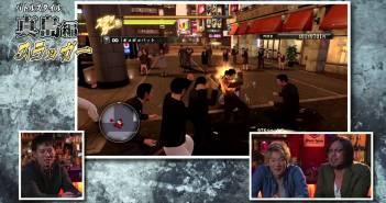 Yakuza Zero – Action and Finishers trailer