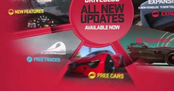 """All #DRIVECLUB updates so far"" video"