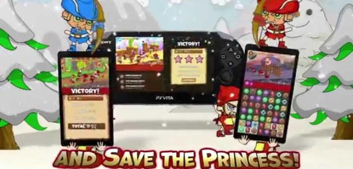 Το Fat Princess: Piece Of Cake φτάνει στο PS Vita