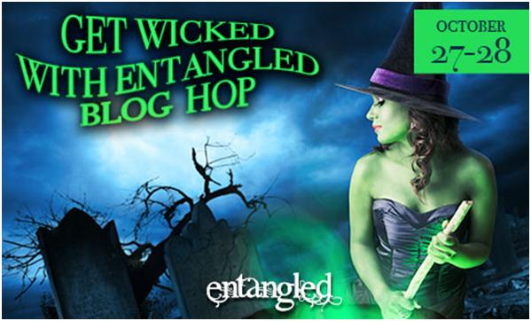 Get Wicked with Entangled Blog Hop! #Giveaway #Halloween