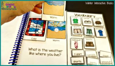 5 More Ways I Use Interactive Books in the Classroom - Autism Classroom Resources