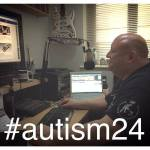 David 'Big D' Tonge's 24 hour Radio Show Marathon for Autism