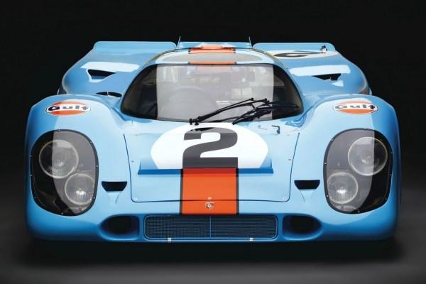 Avant Porsche 917