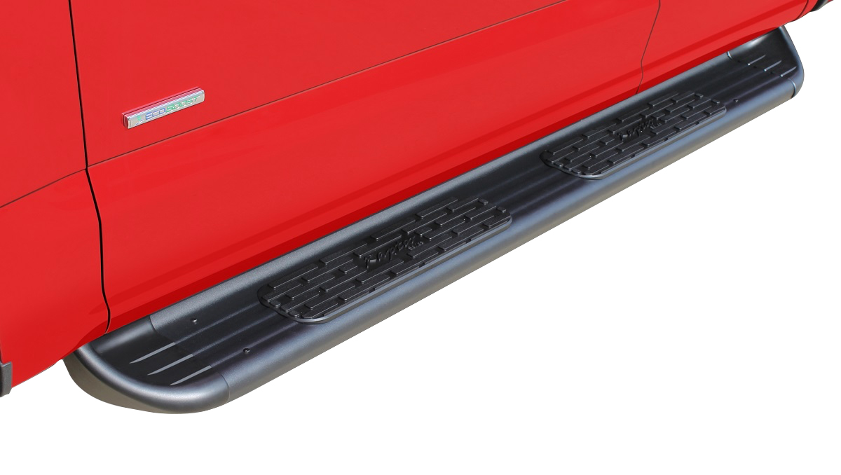 Raptor SSR Running Boards  Raptor Stainless Steel Running Boards Raptor SSR Running Boards