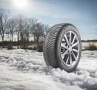 Beim Ganzjahresreifen-Test der renommierten Fachzeitschrift Auto Bild (Heft 39/2016) erreicht der MICHELIN CrossClimate den ersten Platz in der Gesamtwertung. Bildquelle: Michelin