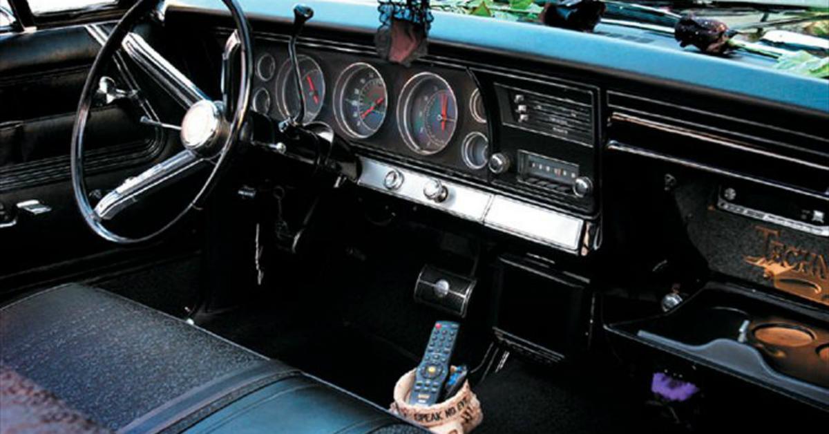 1967 Chevrolet Impala Interior