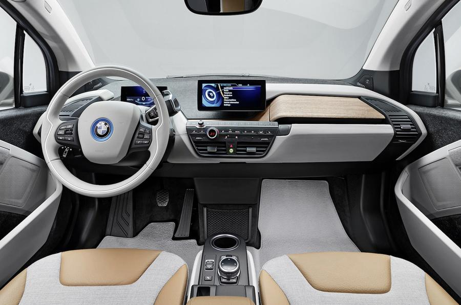 The BMW i3 shows us the way forward for dashboards   Autocar