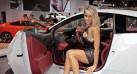 Garotas Salão do Automóvel 2014