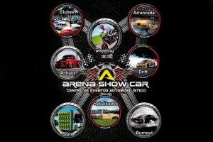 Arena Show Car Sorocaba - Nova pista de arrancada e eventos