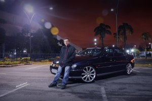 Omega 1999 com aro 20 de Range Rover - Renato Carvalho