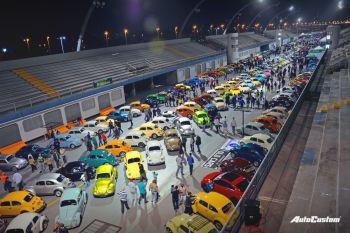 Fotos Noite do Fusca 2016 - Sambódromo Anhembi SP