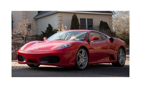 El Ferrari F430 de Donald Trump puede ser tuyo
