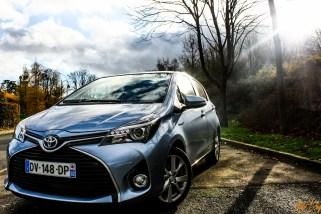Essai Toyota Yaris Hybride – Une citadine écolo sans compromis