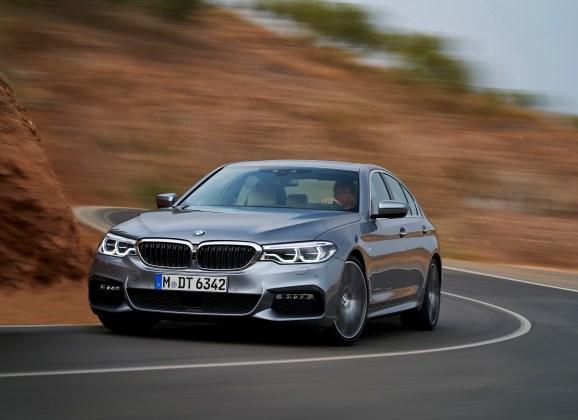 Nouvelle BMW Série 5 Berline