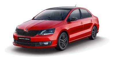 Bookings Open Skoda Rapid Monte Carlo And Octavia Rs | Autos Post